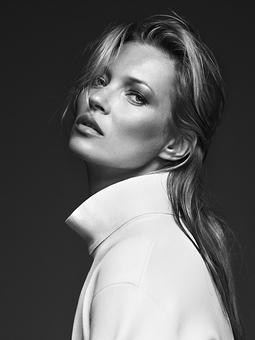 Kate Moss, London, 2013 – print by Bryan Adams – OstLicht