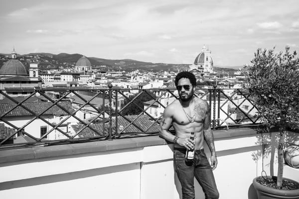 Lenny Kravitz, from the series »Ascension«