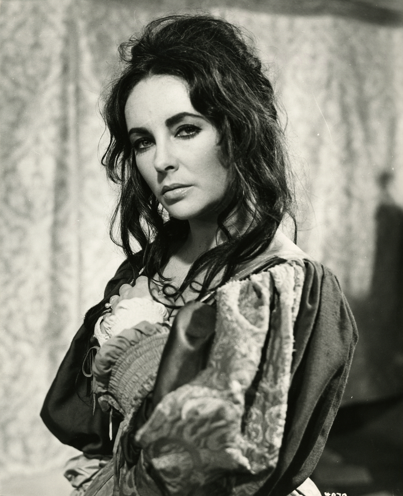 Elizabeth Taylor in »The Taming of the Shrew«