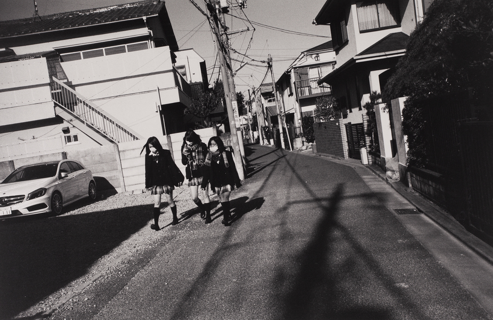 Untitled, #43 from the series »Last by Leica« by Nobuyoshi Araki